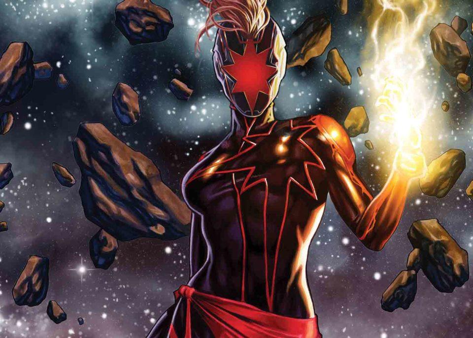 Капитан Марвел- Двойная Звезда
