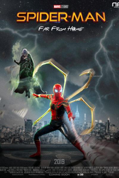 Человек-паук 3:Нет пути домой